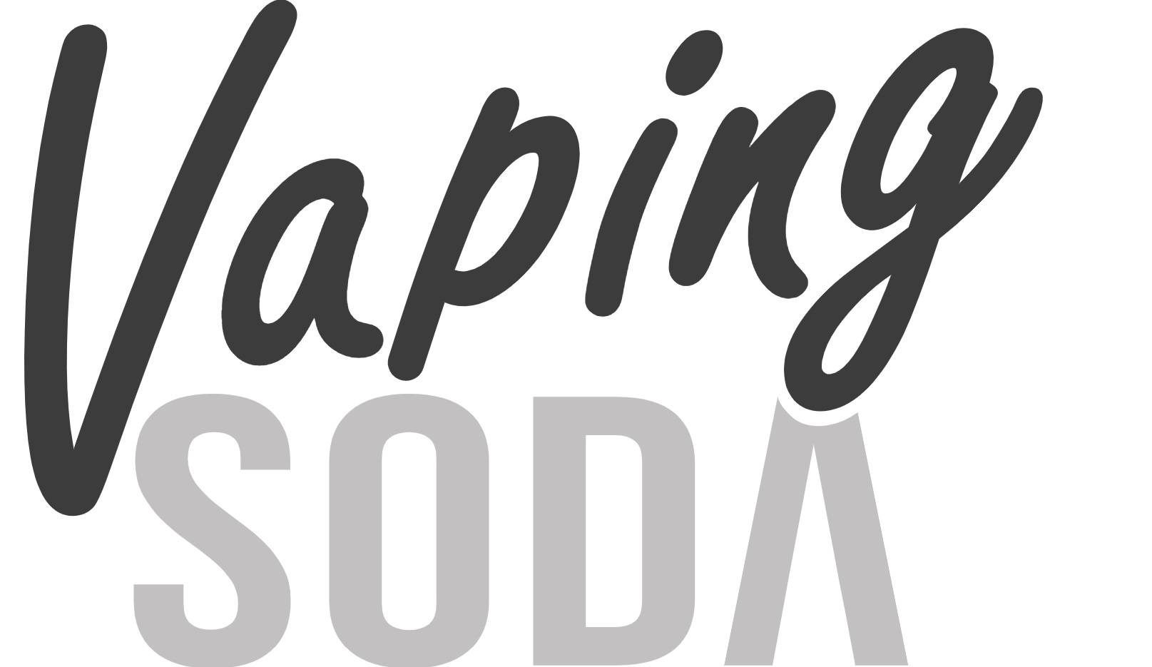 Vaping Soda logo